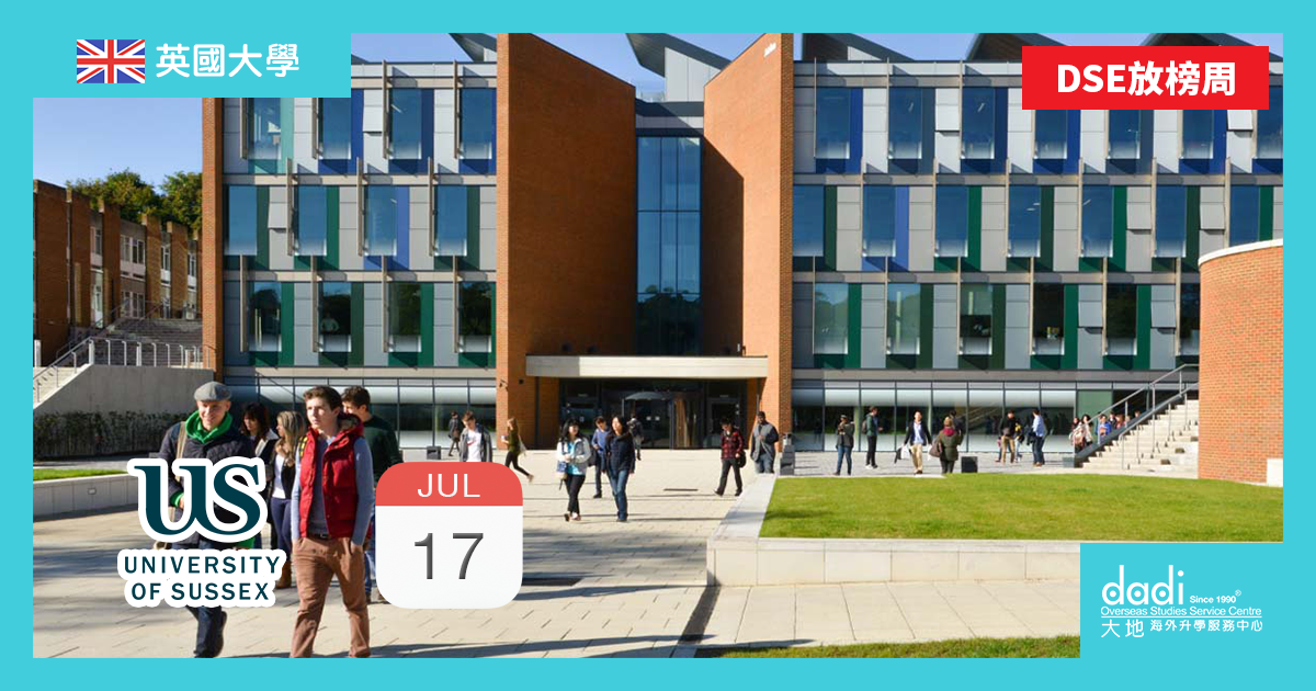 Uni-of-Sussex-Appointment-17072018_DSE-Result-Week